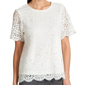 PHILOSOPHY Lace Top with Lining XXL BNWT